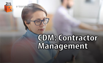 CDM Contractor Management Free SCORM v1.2 download