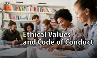 Ethical Values and Code of Conduct e-Learning