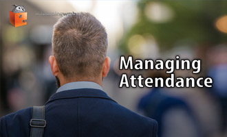 Managing Attendance e-Learning
