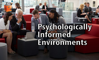 Psychologically Informed Environments e-learning