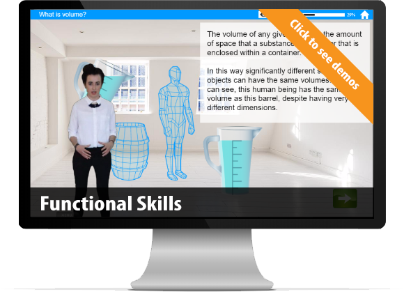 bespoke Functional Skills e-Learning