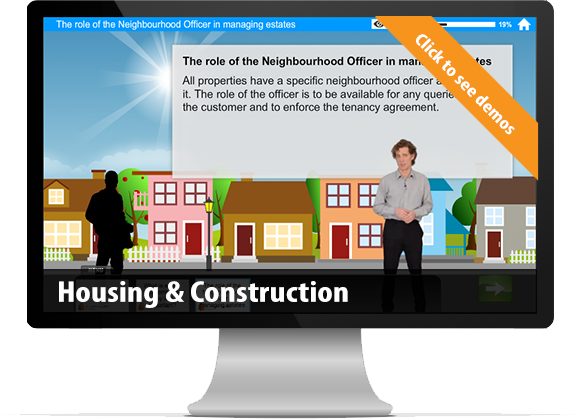 Housing and Construction e-Learning