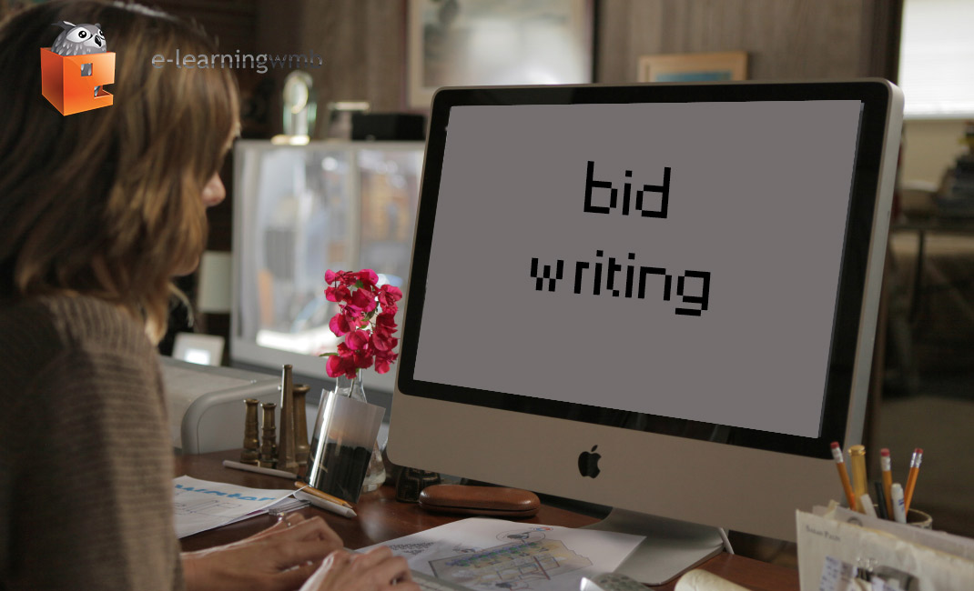Bid writing e-Learning