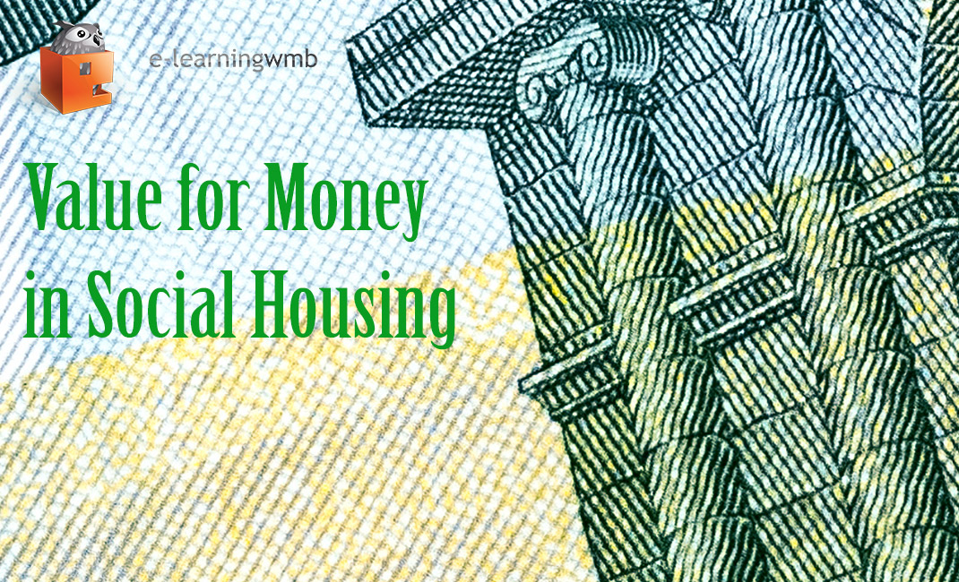 Value for Money in Social Housing e-learning