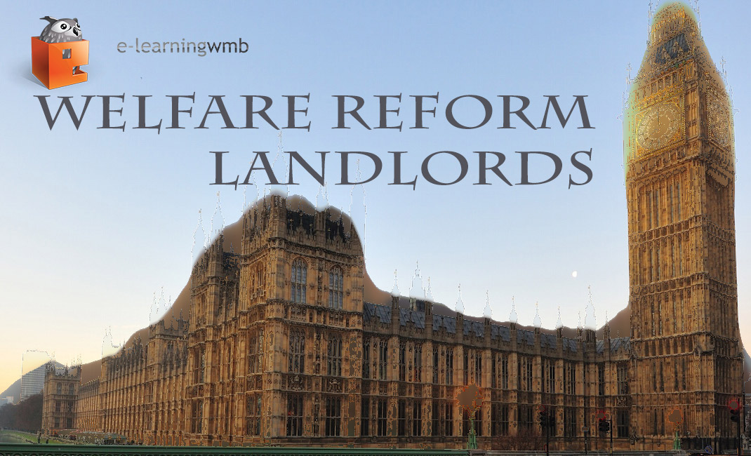 Welfare Reform Landlords e-Learning