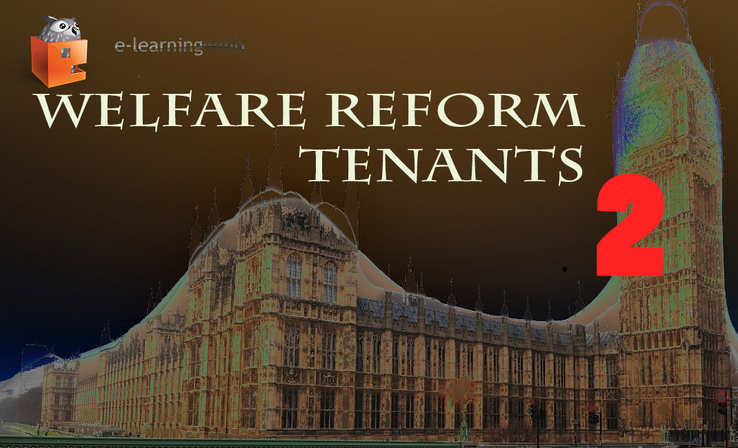 Welfare Reform Tenants e-Learning