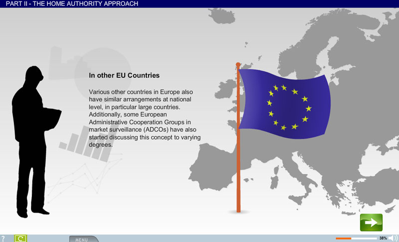 ProSafety - European Union e-Learning from e-learning WMB