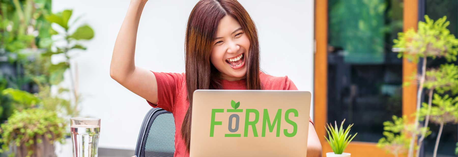 eForms and e-signatures integrated into a LMS