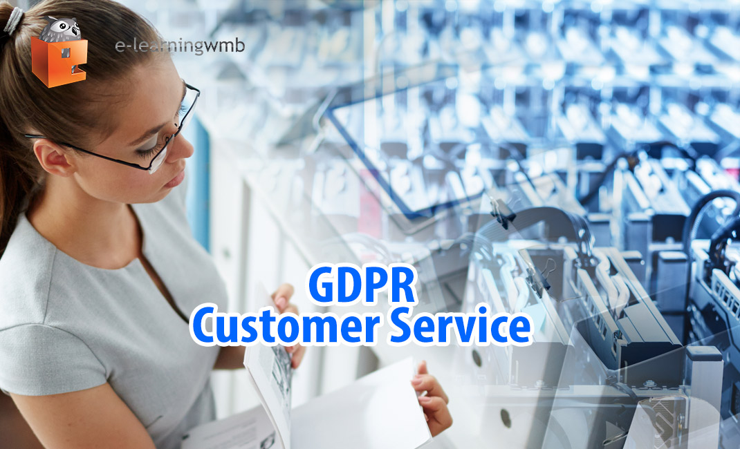 GDPR Customer Service e-learning course launches