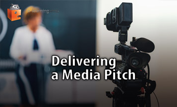 Delivering a Media Pitch e-Learning