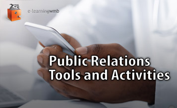 Public Relations Tools and Activities