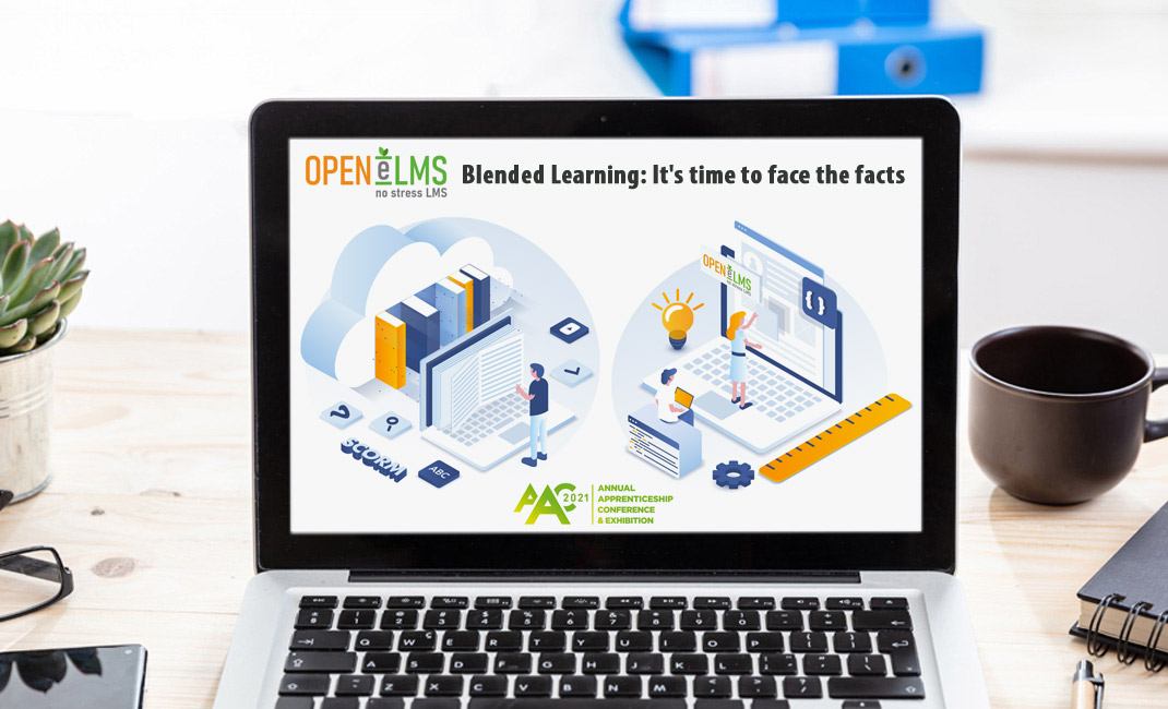 Blended Learning: It's time to face the facts